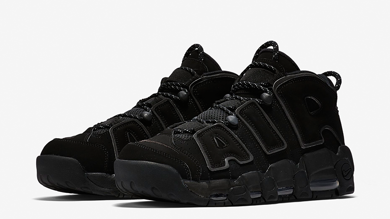 nike uptempo nike-air-more-uptempo-triple-black-03 QUAPEDC