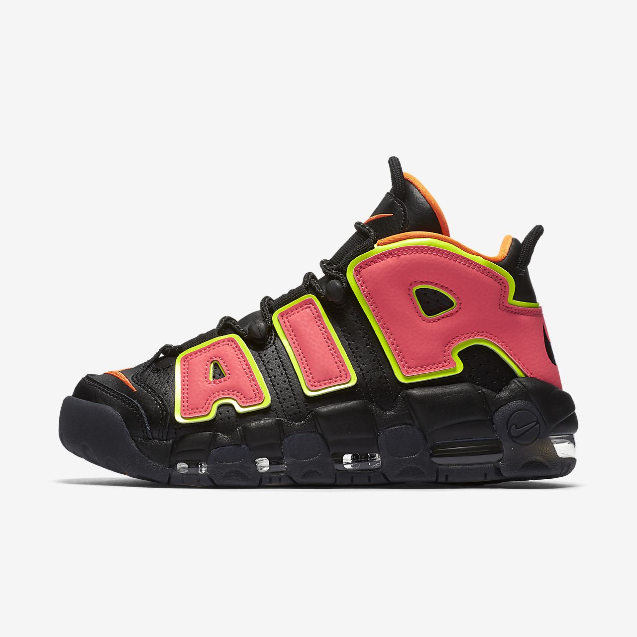 nike uptempo ... nike air more uptempo womenu0027s shoe EZMXFCQ