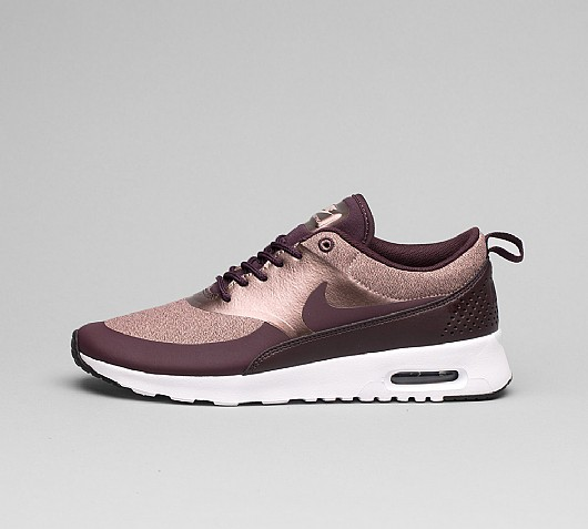 nike womens trainers nike womens air max thea trainer | metallic port | footasylum UVSEPZV
