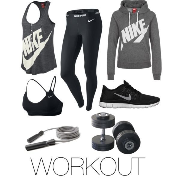 nike workout clothes cute workout outfit.... but letu0027s be honest here. DFPJRNK