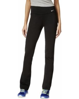 nike yoga pants nike womens dri-fit straight leg yoga pants VSSSZMA
