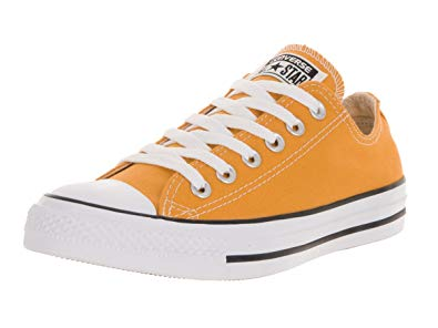 orange converse converse - chuck taylor all star solar orange low top shoes, size: 3 JPVALSD