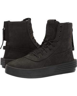 puma boots puma - puma x xo by the weeknd parallel sneaker boots (puma black) PKCXCSZ