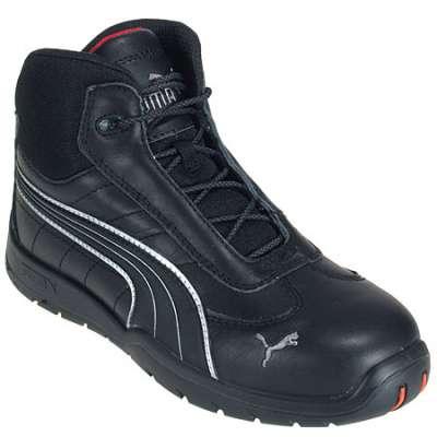 puma boots puma safety 632165 motorsport 6 inch steel toe boots VURXFYO