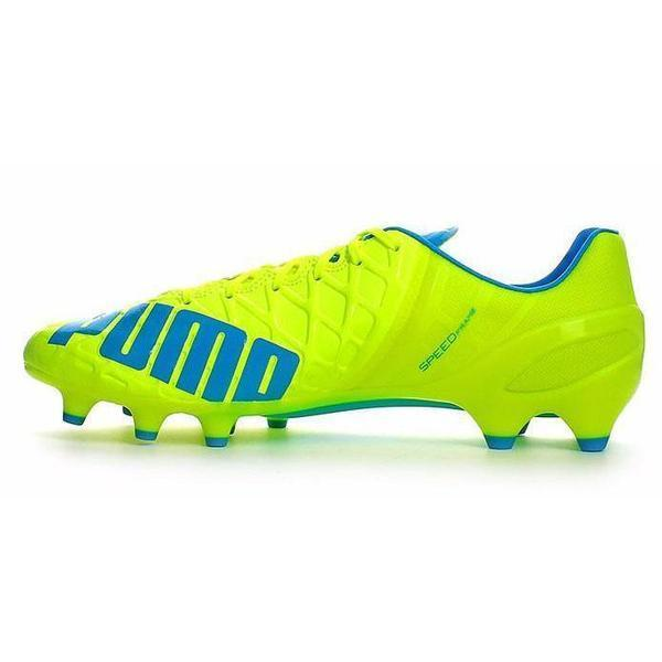 Puma cleats ... a pictre of puma evopower 1.4 menu0027s firm ground soccer cleats (left PURAPWK