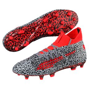 Puma cleats future netfit fg/ag menu0027s soccer cleats QRVGYZF