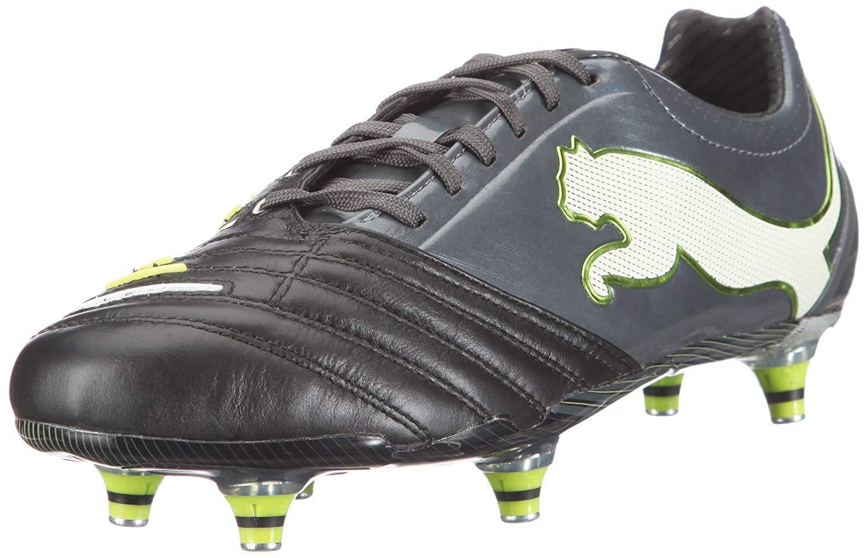 puma powercat 1.12 sg sports shoes - football mens: amazon.co.uk: shoes u0026 KBSOAON