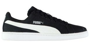 puma shoes for men puma | puma smash canvas mens trainers | mens canvas shoes OOBYOBF