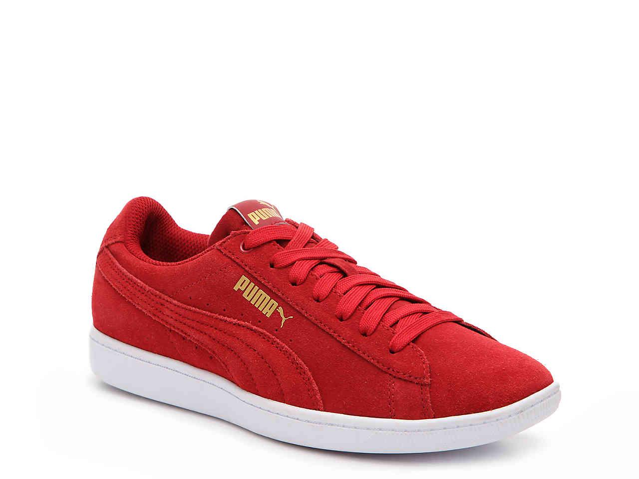puma sneaker vikky lo suede sneaker - womenu0027s OWPXMAV