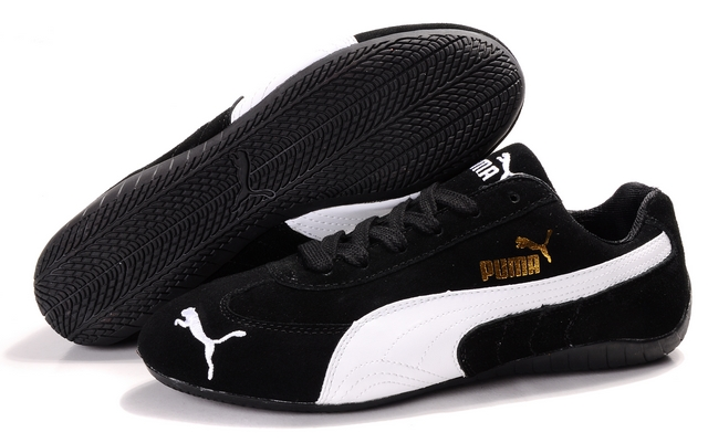 puma speed cat sd mens in black/white,puma jacket,free and fast shipping UFIYHNS