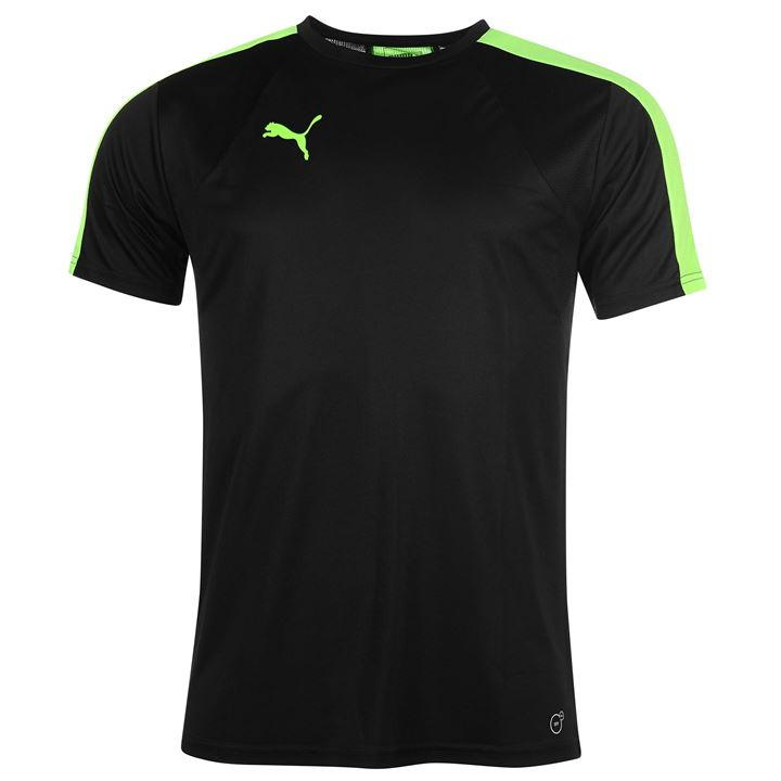 Puma t shirts puma | puma evo training t shirt mens | football training tops UTLBPXA