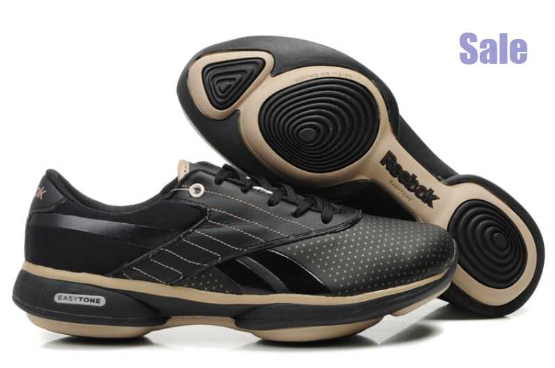 reebok easytone 8018 women shoes black golden 64.55$ PGNWZJL