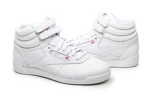 reebok high tops image is loading reebok-women-shoes-freestyle-hi-top-2-70- BJBAXQU