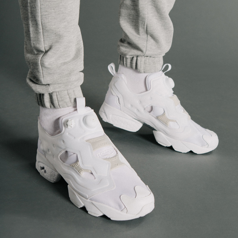 reebok insta pump (reebok classic) reebok classic sneakers.  CVKSKXG