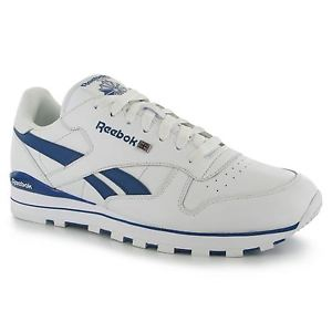 Reebok trainers image is loading reebok-men-039-s-classic-leather-clip-trainers- GJNDTQE