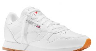 Reebok trainers reebok classic leather - white | reebok gb ANNUWIQ