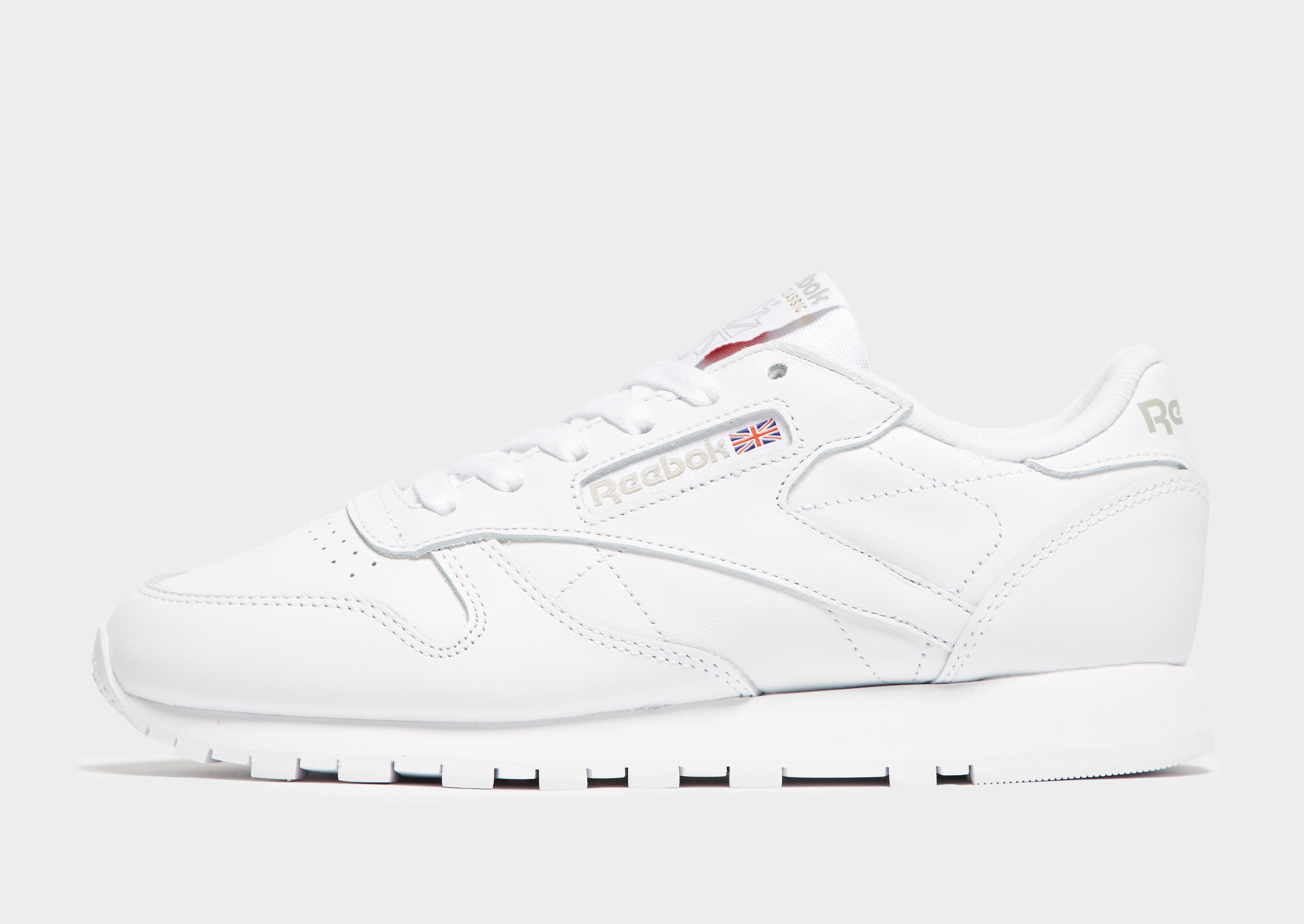 Reebok trainers reebok classic leather womenu0027s ... QKRBBQD