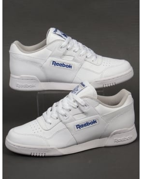 Reebok trainers reebok workout plus trainers white YLESIXO