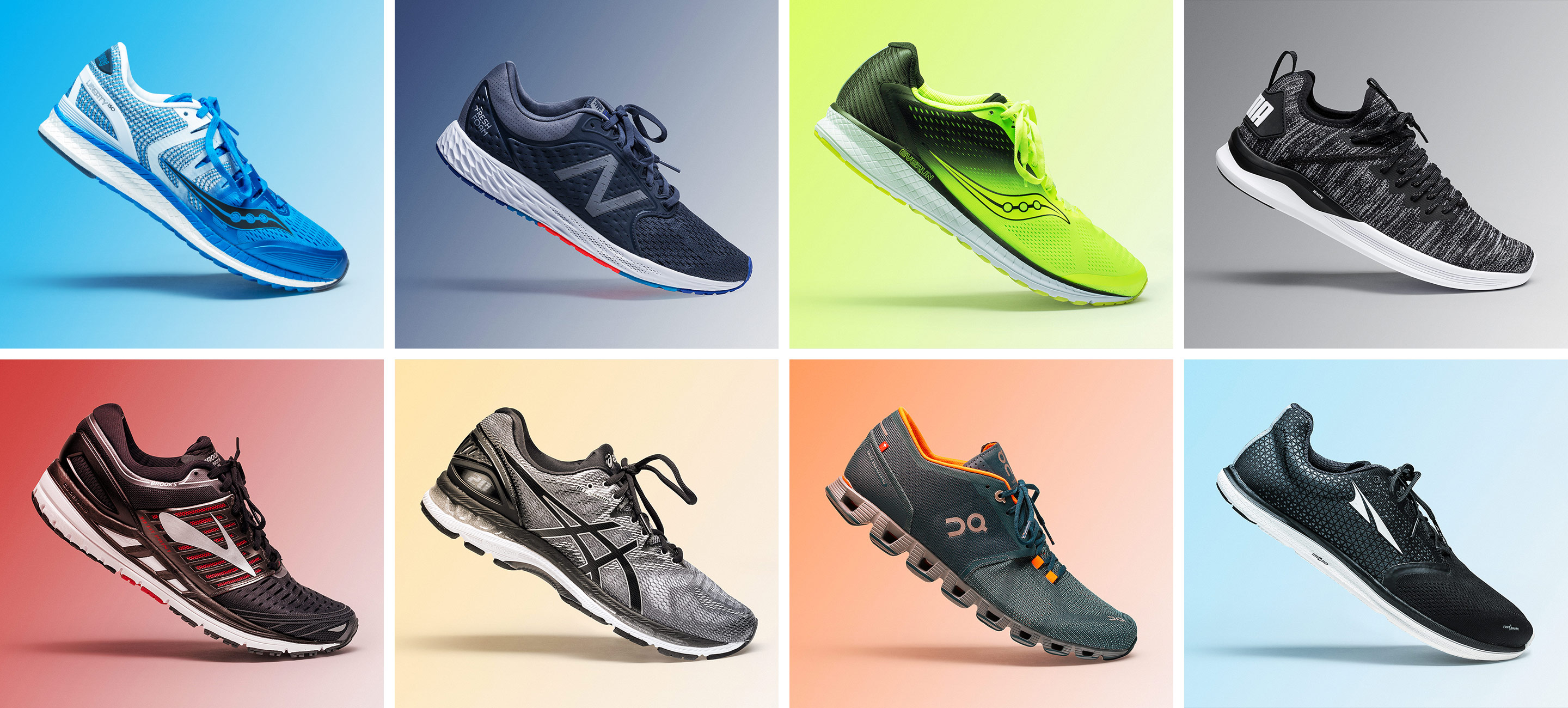 running sneakers this definitive guide to the best new running shoes of 2018 explores CSHOZYB