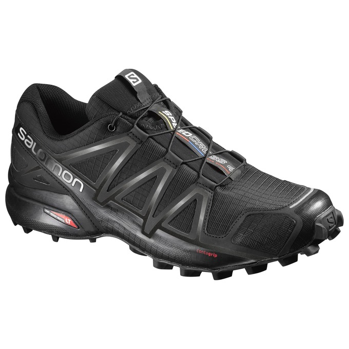 salomon running shoes speedcross 4 KQAWTSR