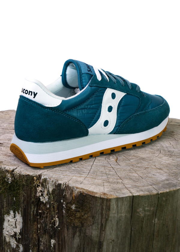 saucony jazz original - blue/white XCHZBSC