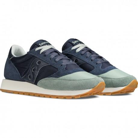 saucony shoes saucony jazz original menu0027s shoes - aqua/grey/navy PHNVBJP