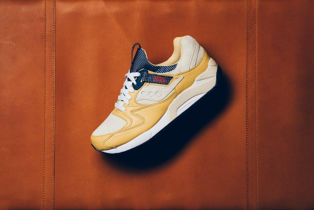 saucony sneakers sns x saucony grid 9000 – u0027business classu0027 MWFSKCP