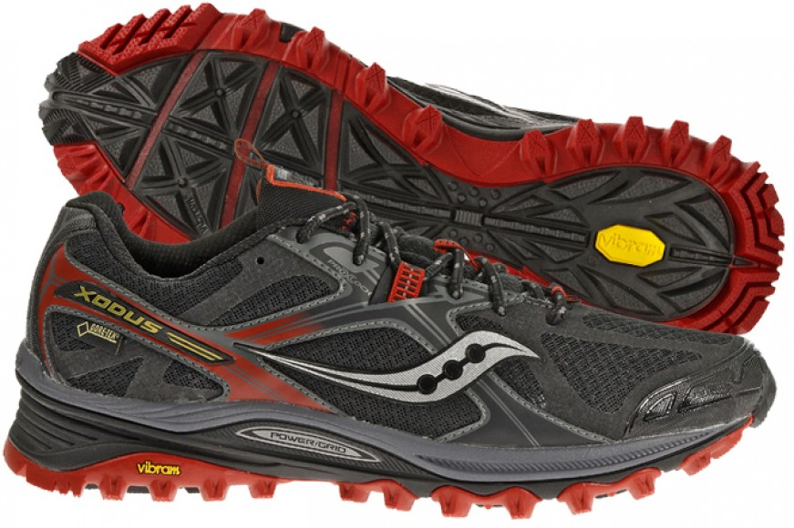 saucony xodus trail running shoes review GLAWBUS