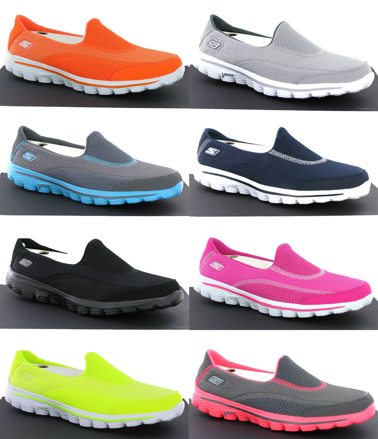 skechers go walk shoes skechers go walk 2 - walking shoes ZWJSVBY