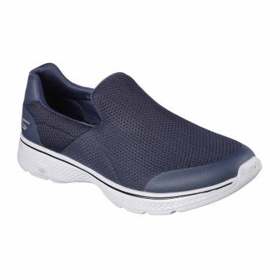 skechers walking shoes skechers go walk 4 mens walking shoes QDMYJOP