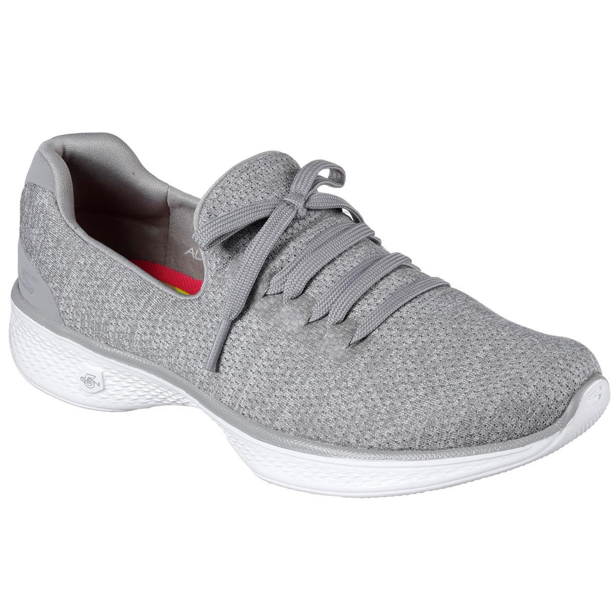 skechers walking shoes skechers womenu0026rsquo;s go walk 4 u0026ndash; all day comfort walking shoes, ... DGQBTFQ