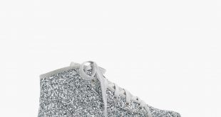 sneakers for girls girls girlsu0027 high-top sneakers in glitter TRQMOJB