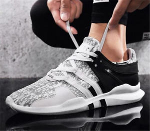 sport shoes image is loading men-039-s-casual-sports-shoes-lace-up- HNIRJAN