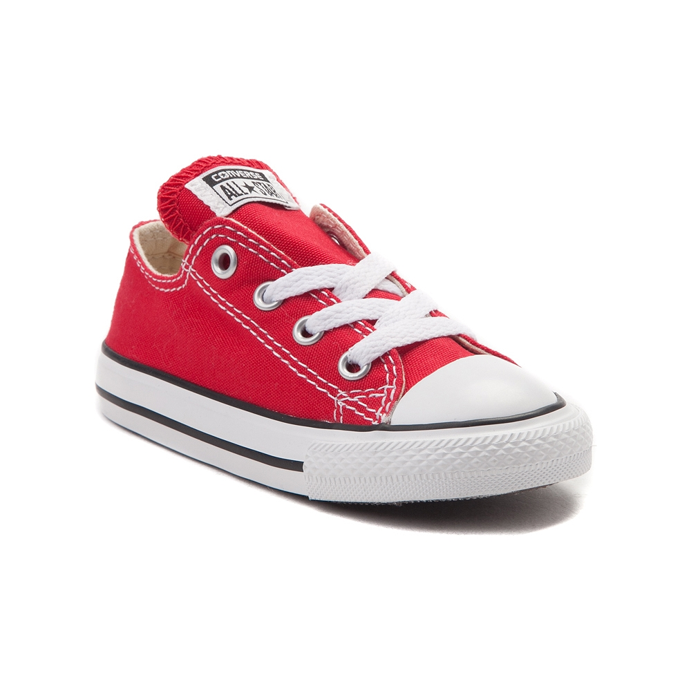 toddler converse chuck taylor all star lo sneaker - red - 99398566 JAGLRTS