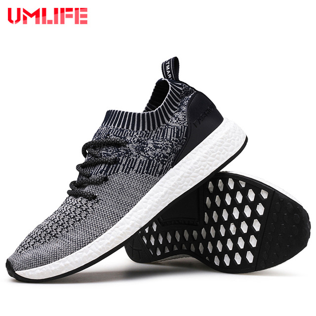 umlife running shoes for menu0027s mesh breathable sport shoes men height  increasing AJJZLLV