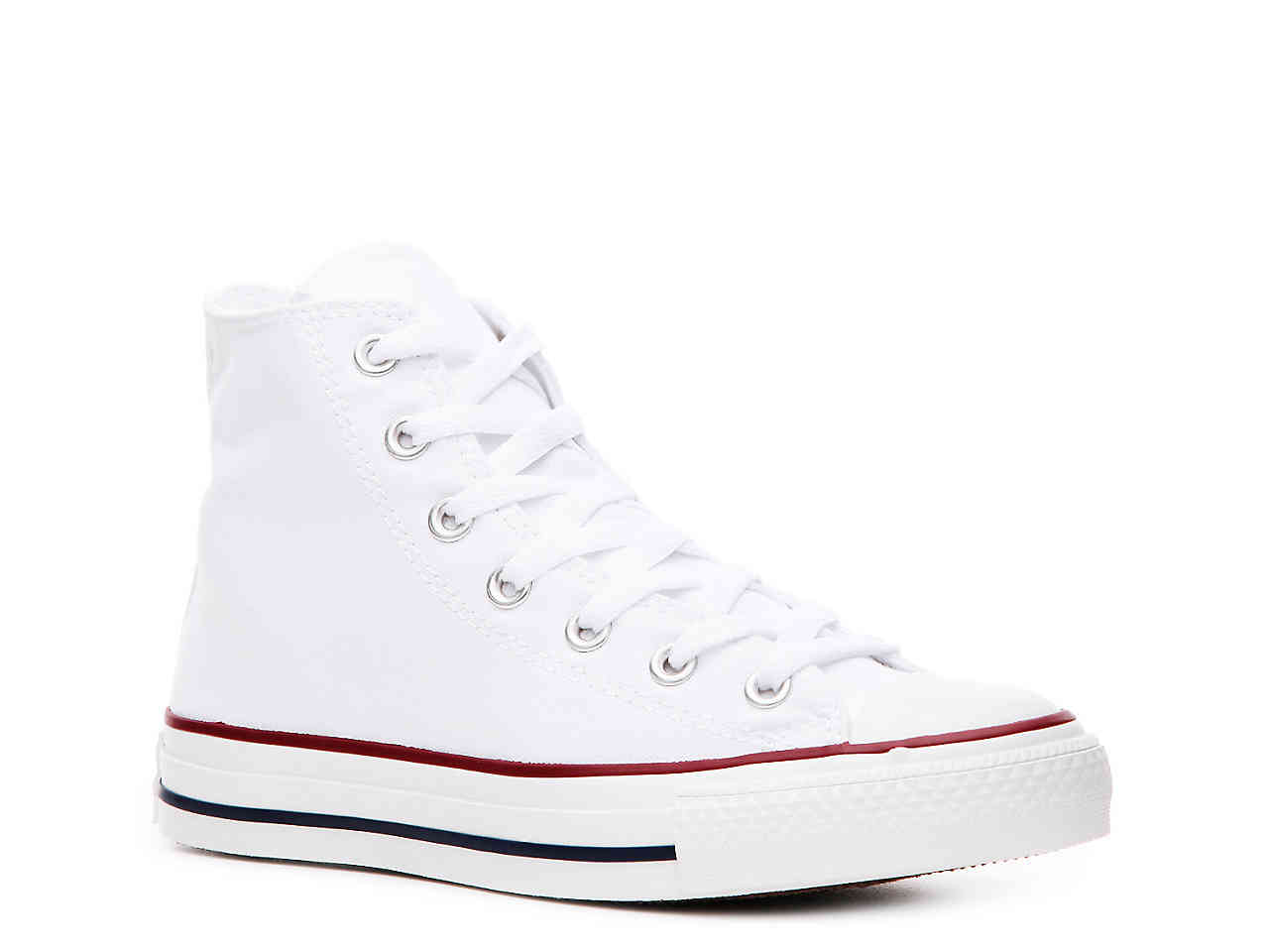 White converse chuck taylor all star high-top sneaker - womenu0027s HKXEJYL