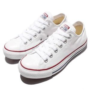 White converse image is loading converse-all-star-ox-white-classic-men-low- SDKMSTX