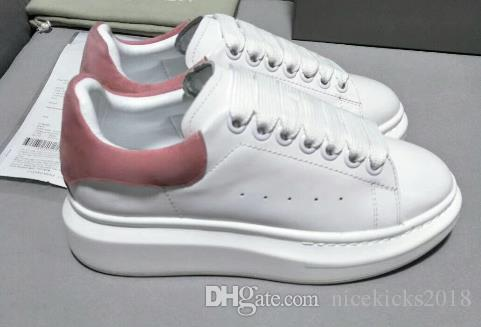 Womens sneakers 2018 new designer comfort pretty girl womenu0027s sneakers casual leather shoes  men FBADFKA