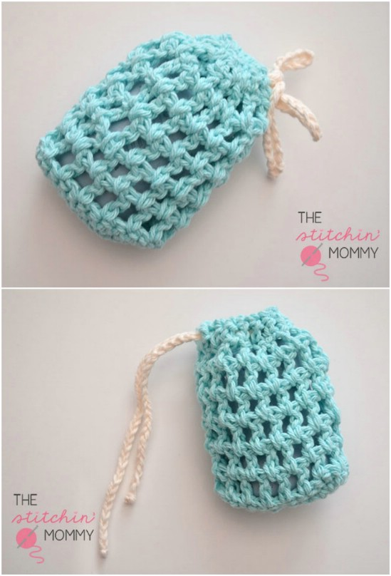 To start with: crochet patterns for beginners