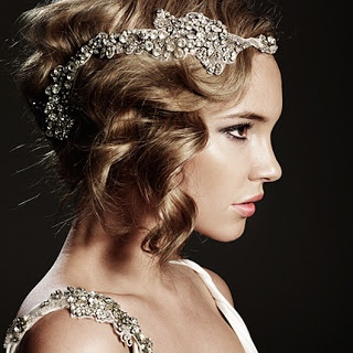 1920's Hairstyle Trend for the Romantic Bride - Arabia Weddings