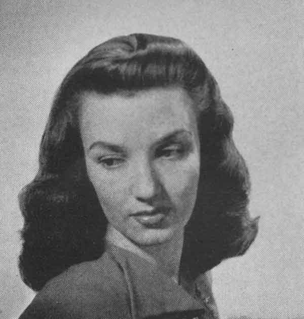 1940s Hairstyles - How to put on a Wig in 1940 | Glamour Daze