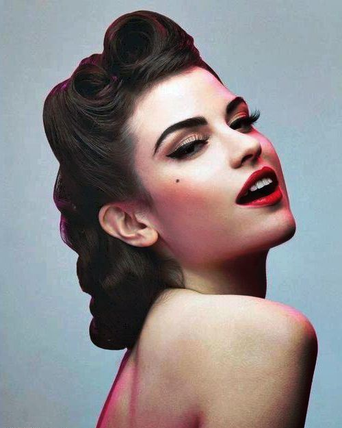 50s Hairstyles: 11 Vintage Hairstyles To Look Special | Hairstylo