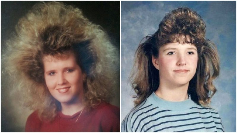 When Hairspray Reigned Supreme! Big 80s Hairstyles in all their