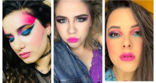 80s Makeup Trends Are Making A Comeback In A Major Way