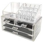 Acrylic Make up Organizer- the best way   to store your make up