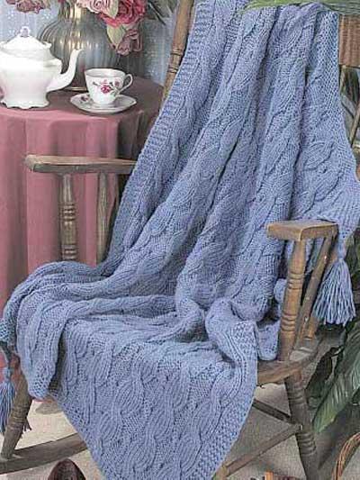 Free Afghan Knitting Patterns