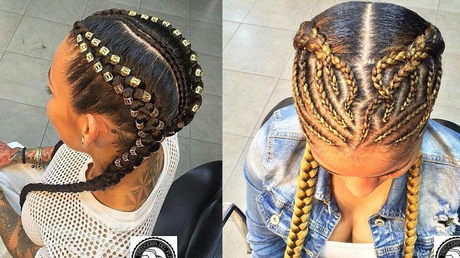 7 African Hair Braiding Styles For 2018 - Biotyful.net