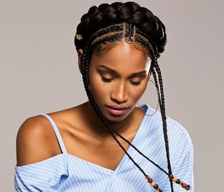 10 modern African hairstyles we're seeing all over Instagram