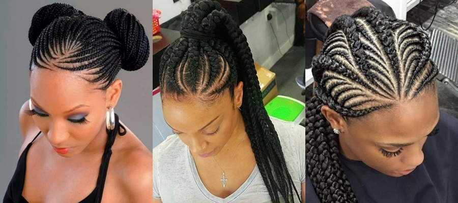 Dija Ghana Weaving Hairstyles | Contemporary Hairstyles 2018