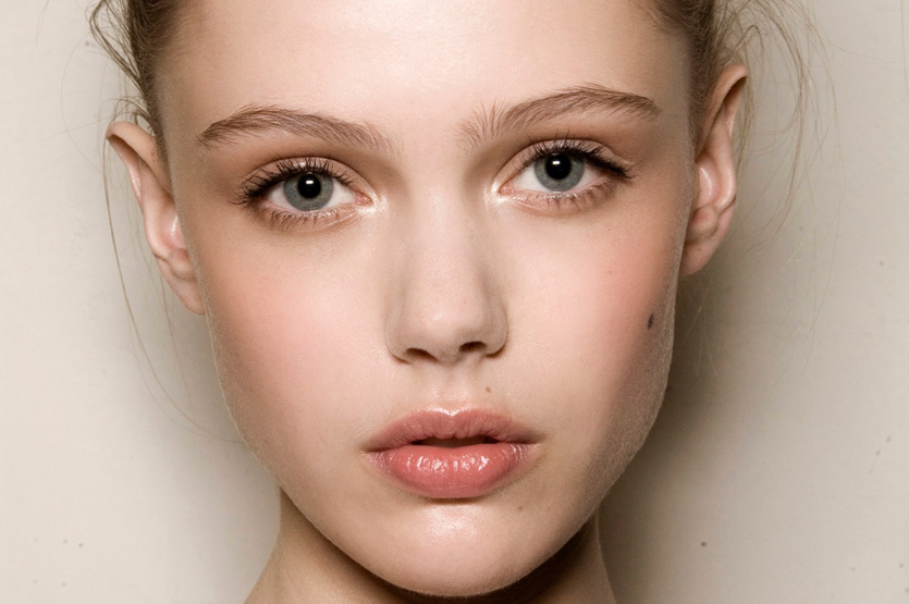 All-Natural Nordic Makeup Look - Nordic Style Magazine